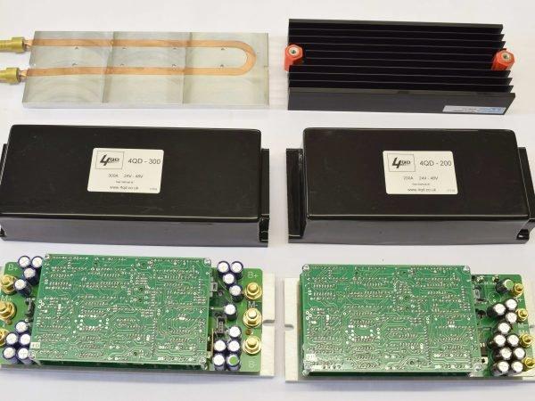 heavy duty motor controllers