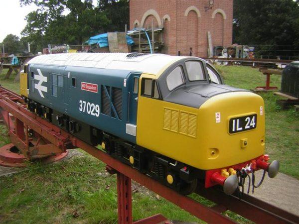Pete Ottleys Class 37