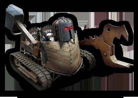 Major Damage from Robot Wars