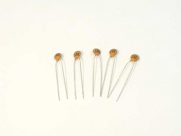 motor suppression capacitors