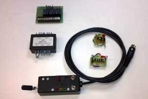 Motor speed controller accessories