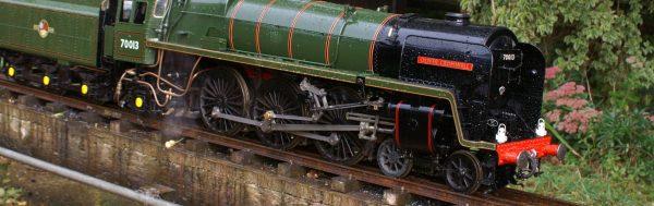 model-locomotives