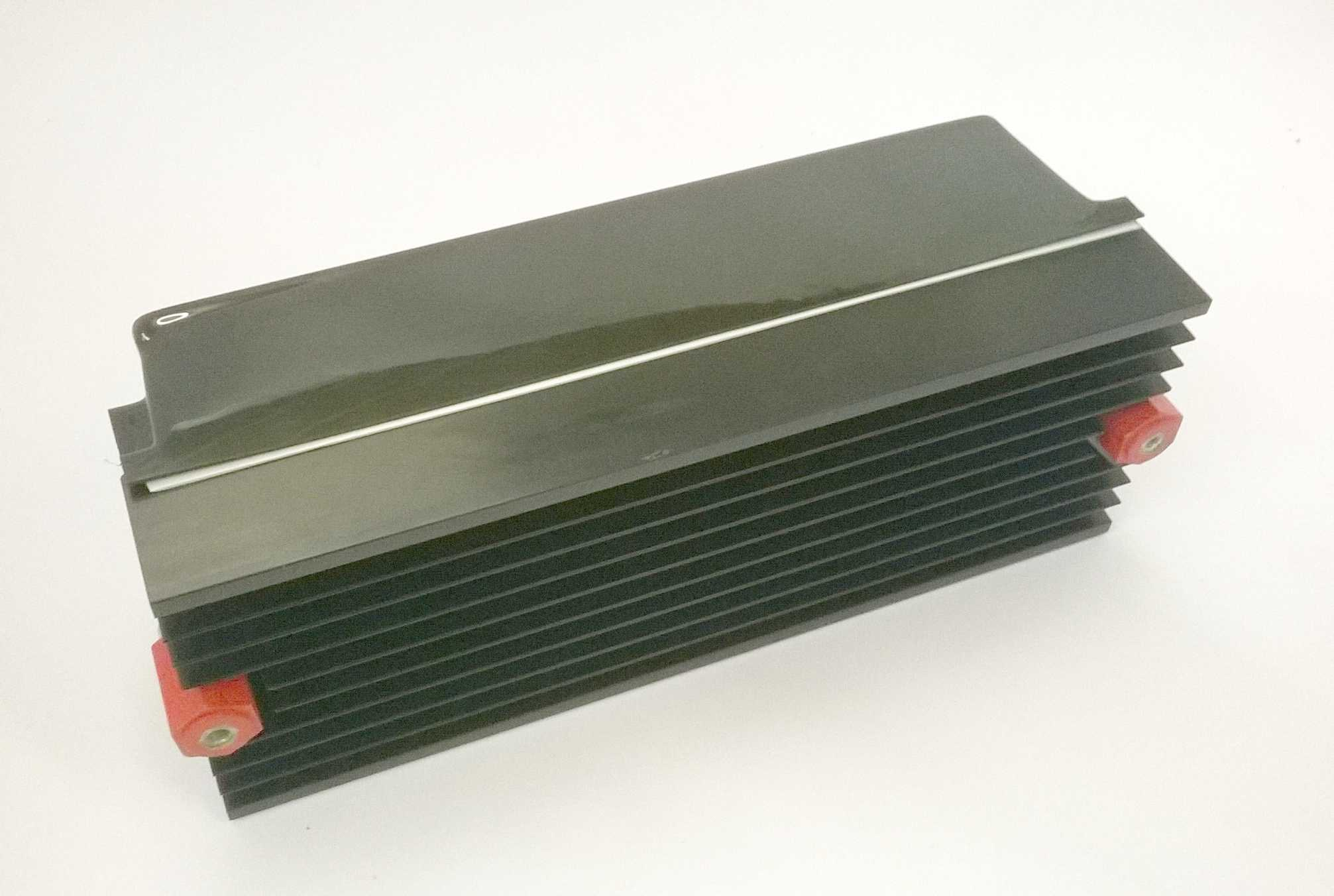 finned heatsink