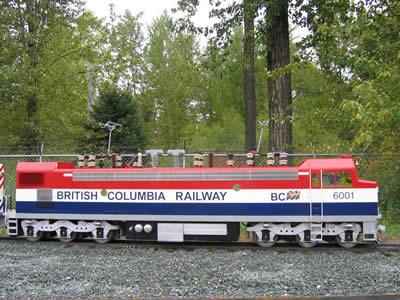 Locomotive controller