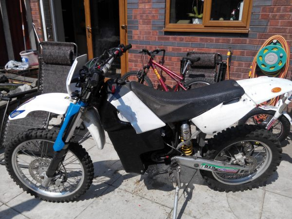 electric motorbike 1