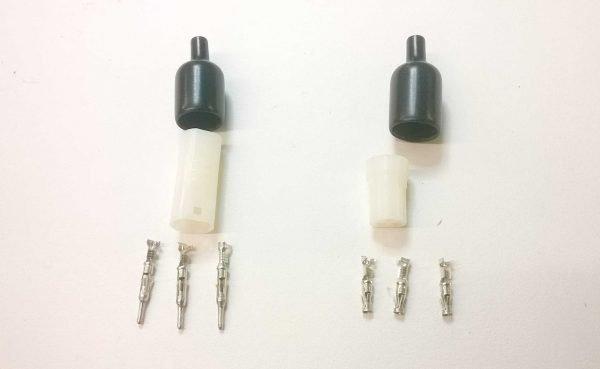 Coni connectors