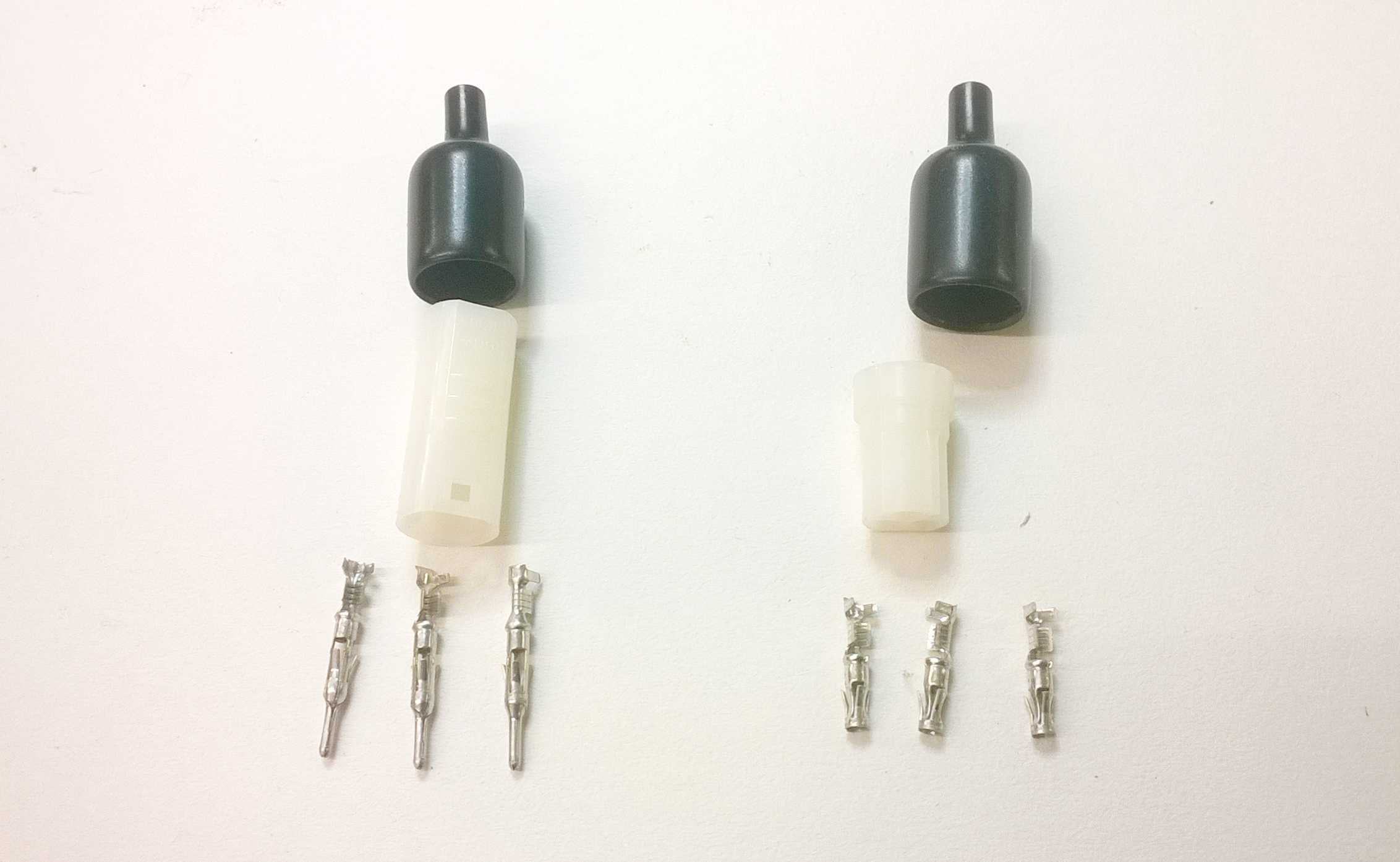 Coni connectors
