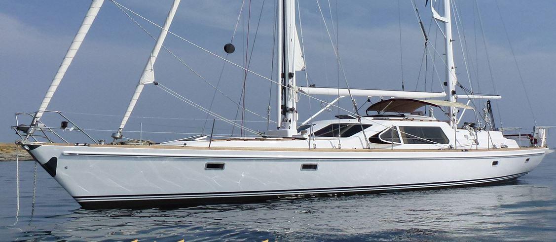 hydraulic sail control