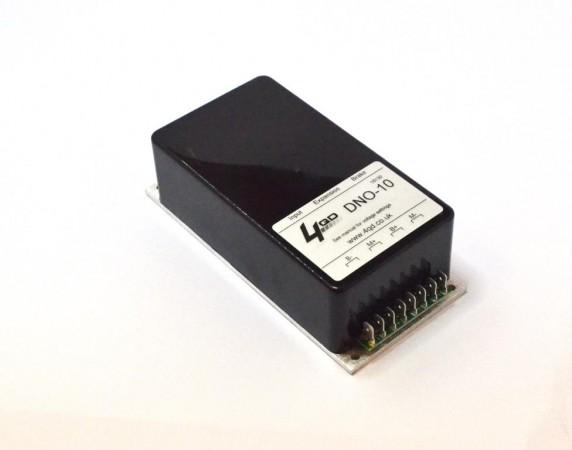 motor control, reversing pwm controller for model locomotives
