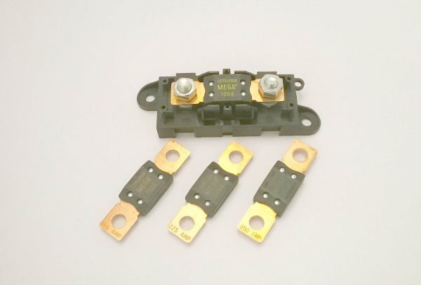 fuses and holder