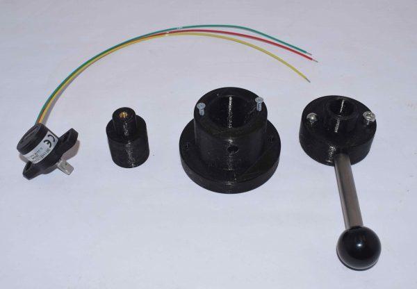 throttle lever parts