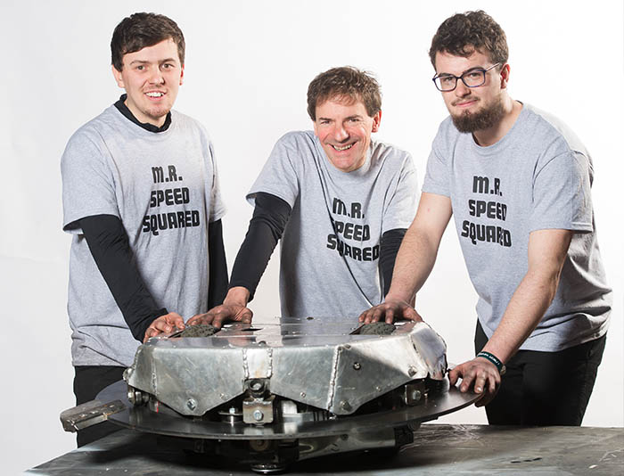 robot wars competitor