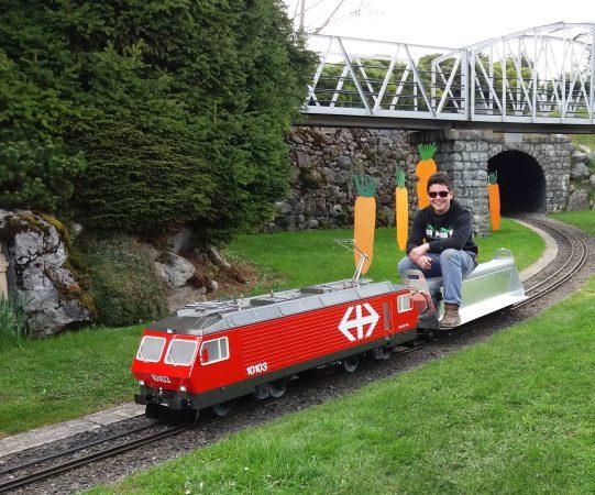 Swiss loco