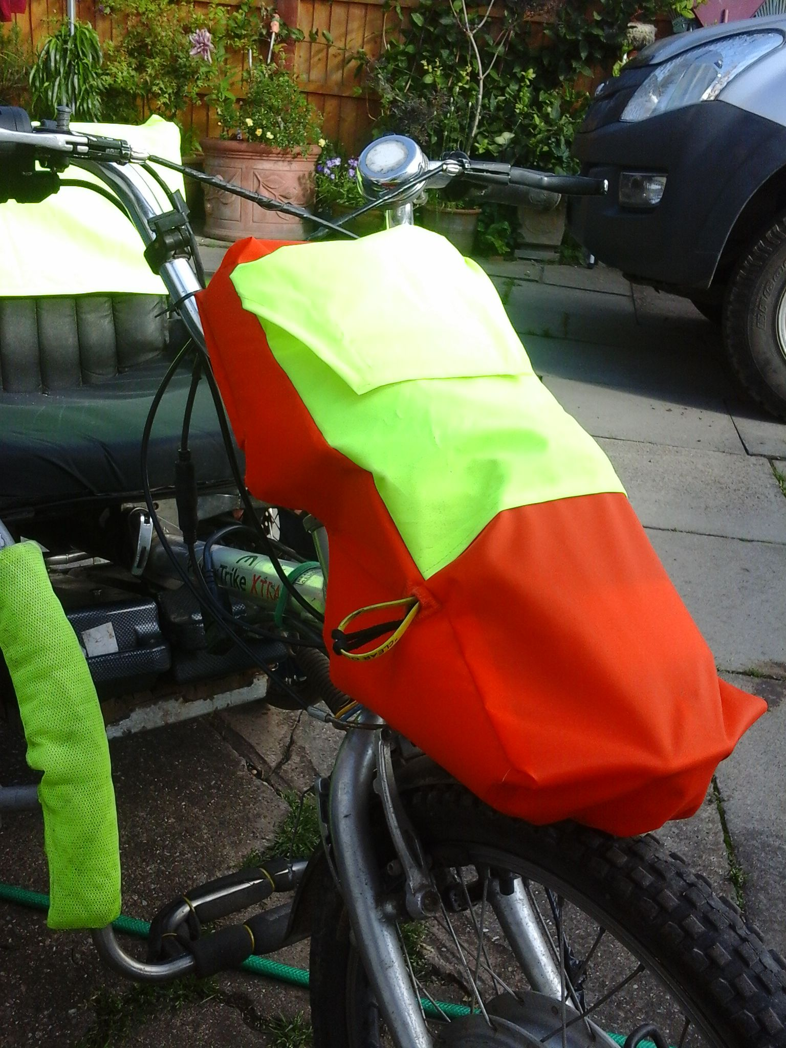 Patsys powertrike cover
