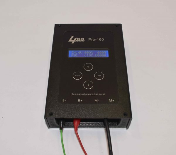 Pro-160 PWM otor speed controller