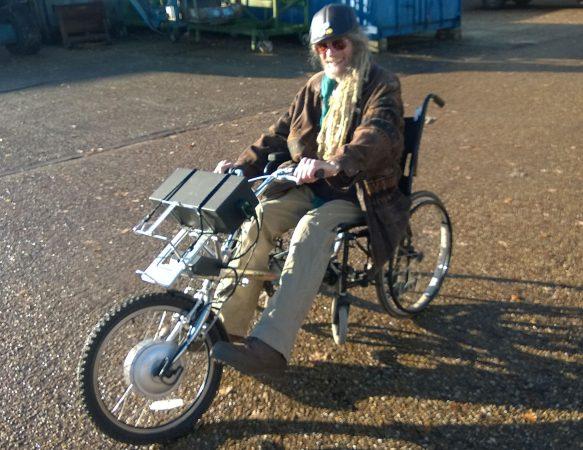 PDQ power trike