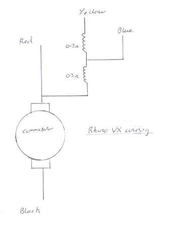 Rhino VX internal wiring