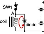 catching diode