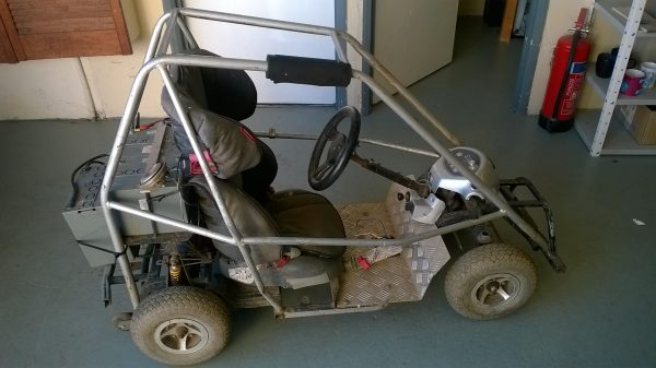 mobility scooter buggy conversion
